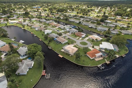 Saltwater Fishing From Your Backyard in Shorts - North Port