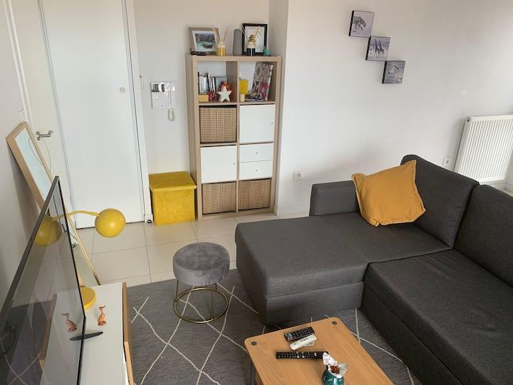 Appartement T2 entièrement pour vous