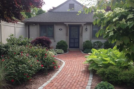 New Seabury Charming patio home with heated pool. - Mashpee - Villa