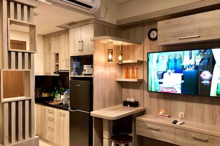 Nice&Homelike Studio Apartment Puri Orchard