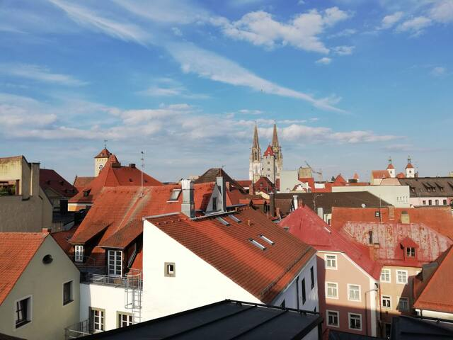 Altstadt-Doppelzimmer mit Traumblick #2