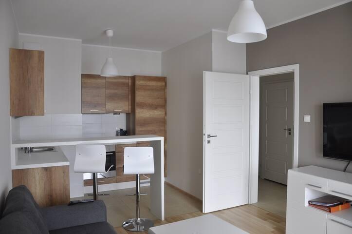 Prudentia Apartments Jeziorański