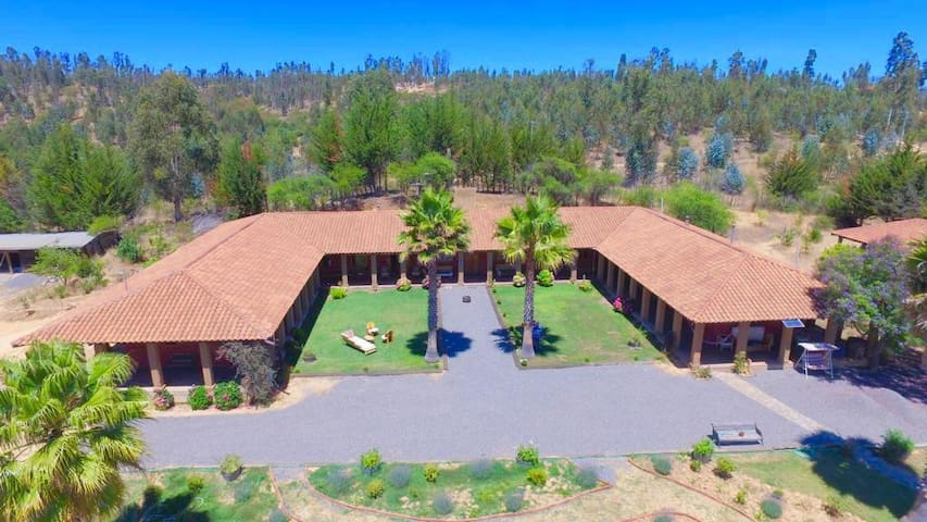 Lodge  El Forajido de Colchagua