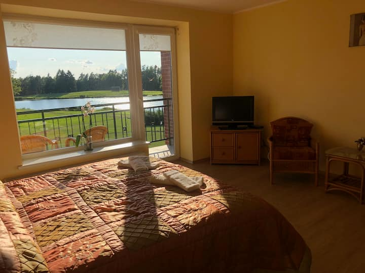 Lakeside Double Room