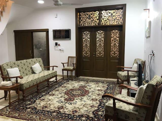 بيت بالكامل للايجار في كربلاء