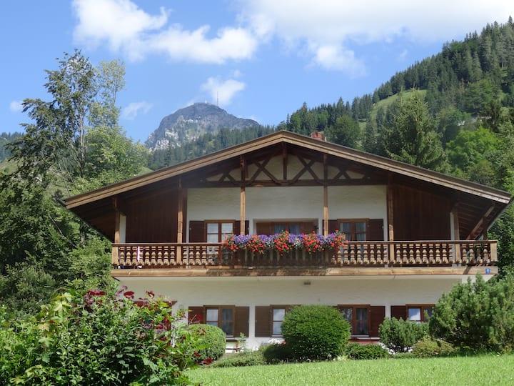 Ferienwohnung Am Ganglbach