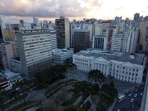 QUARTO DA BISA 2 - CENTRO DE CURITIBA/MÊS