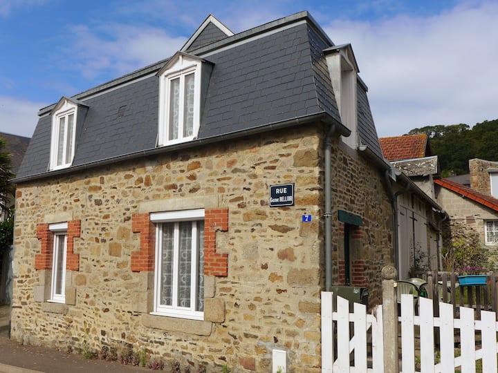 Petite maison coeur de village
