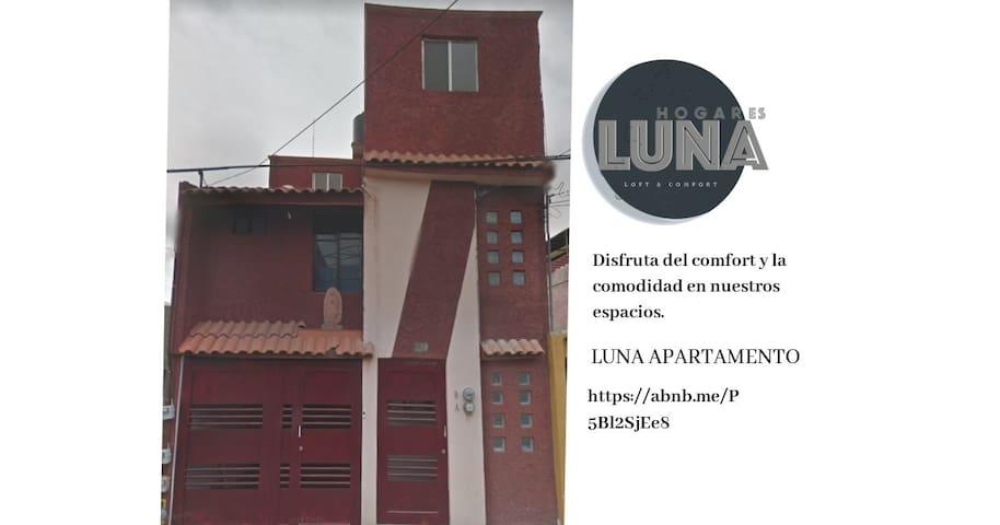 Habitaciones Luna apartamento