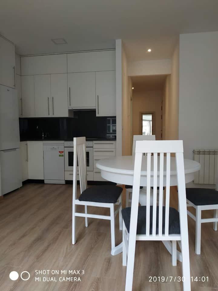 1A Nuevo apartamento de lujo, en pleno centro