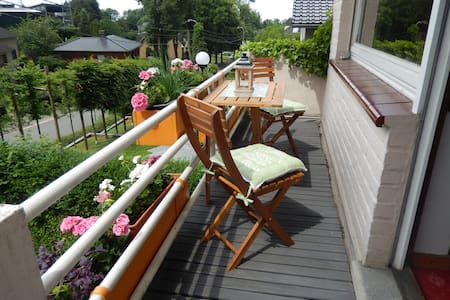 Private room in a nice house with balcony in Eupen