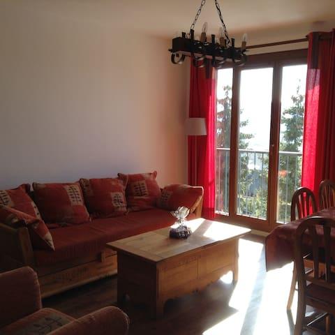 Montagne, spacieux et confortable - Font-Romeu-Odeillo-Via - アパート