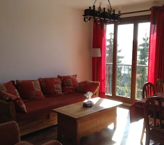 Montagne, spacieux et confortable - Font-Romeu-Odeillo-Via - 公寓