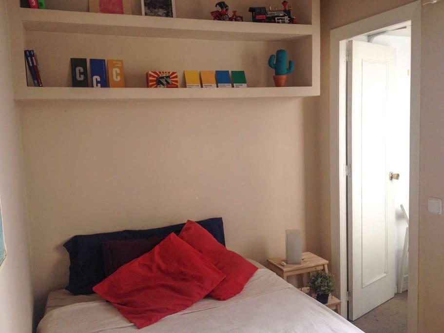 Room_ interior view