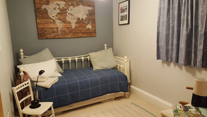 Cosy and quiet - 10 minutes walk to city centre