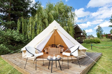 Luxury Camping (Lombok) - GLAMM