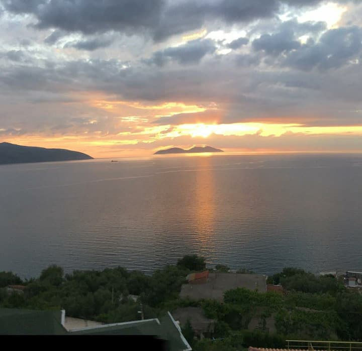 Room with best view in Vlora