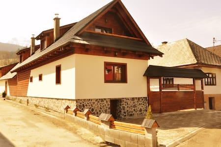 Chata v Leštinách - Leštiny - Chalupa
