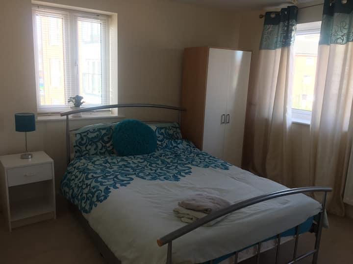 Lovely large room