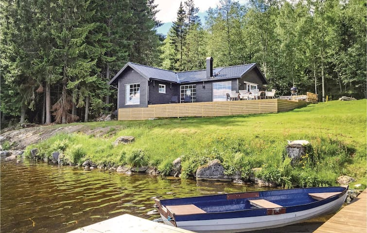 Holiday cottage with 2 bedrooms on 57 m² in Arvika