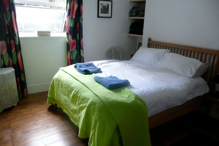 Quiet Double room in Bohemian Forest Hill - Londyn - Apartament