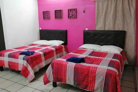 Casa Chichén Itzá Habitación 4 pax