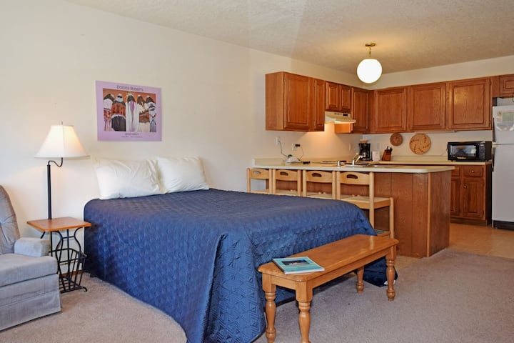 Riverbend Studio 2 - In Town - On The River - Free WiFi - Cable