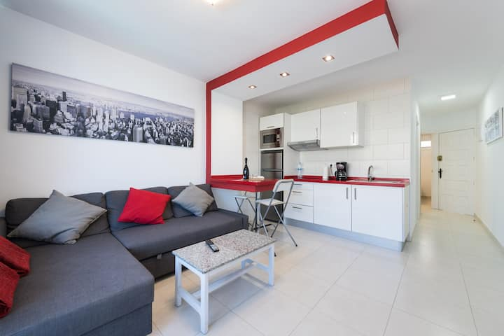 Fantástico apartamento