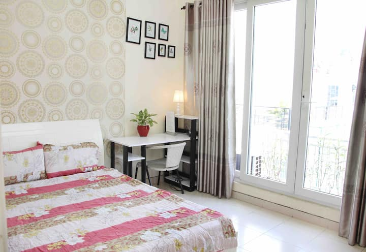 Quiet place to stay in HCMC (2.1)