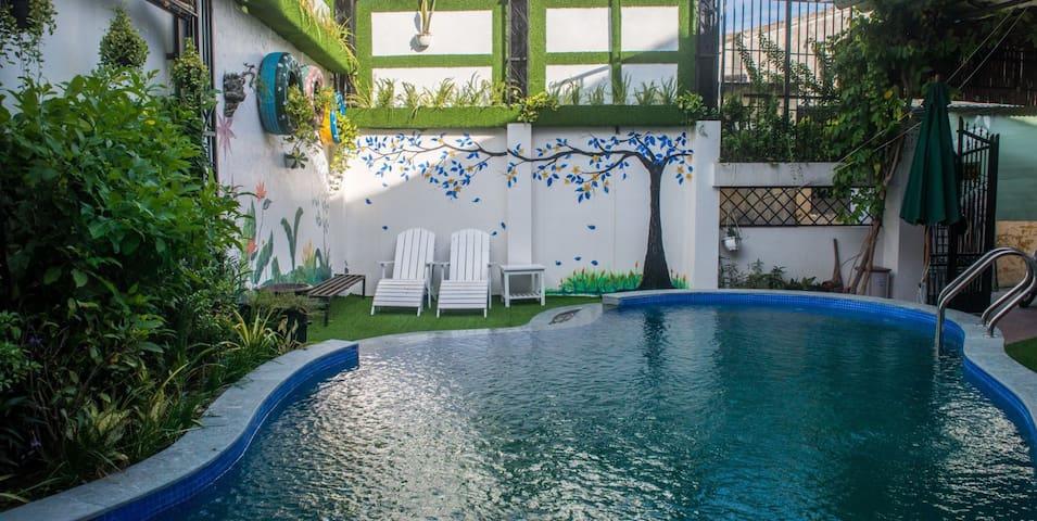 Private Pool ❤️ 4min walk to HoiAn walking Street
