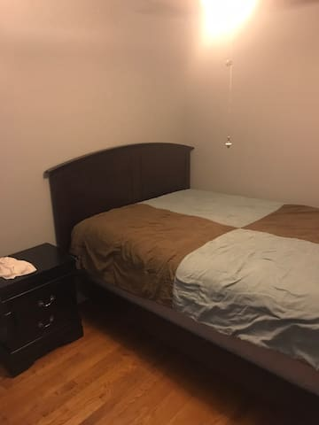 Private bedroom located close to Morgan State and