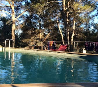 Villa d'archi / piscine en provence - Peypin - House