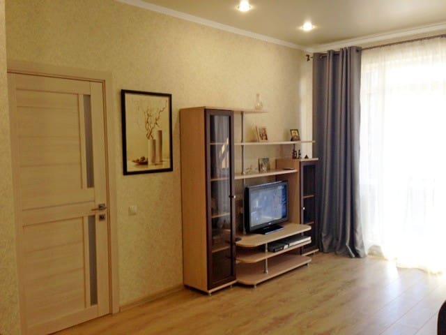 Сдается 1-комнатная квартира у моря - Divnomorskoye - Apartemen