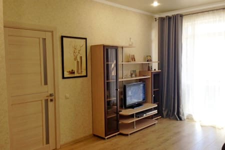 Сдается 1-комнатная квартира у моря - Divnomorskoye - Wohnung