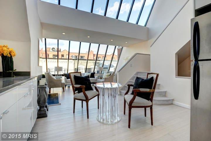 Modern Georgetown Apartment
