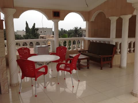 Villa Cyvadier,10 minutes from Int.Airport Studio1