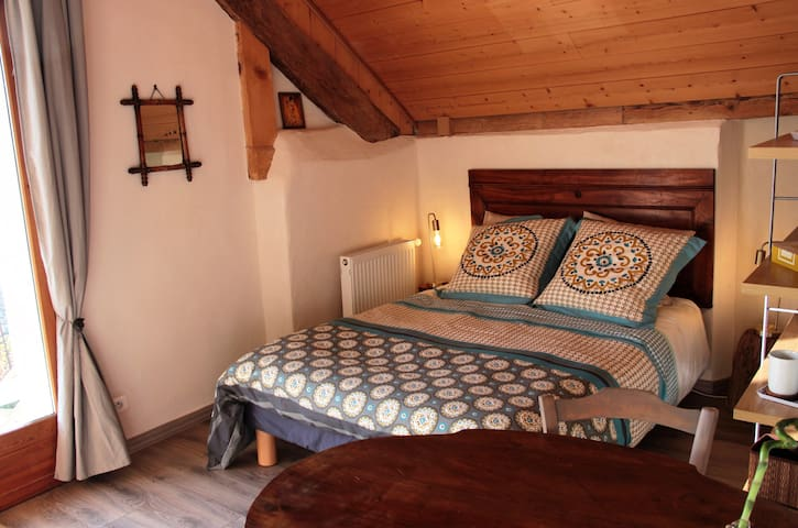 "Bed & Breakfast ""Bourget"", near Aix-les-Bains"