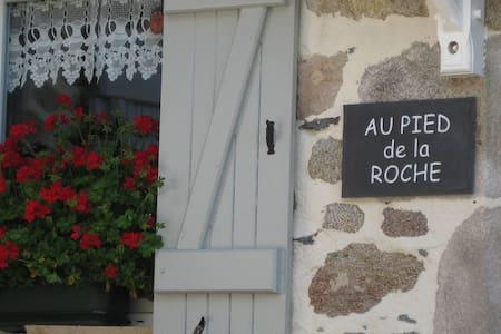 Au Pied de la Roche, Gite 2 - Roche-en-Régnier - Wohnung