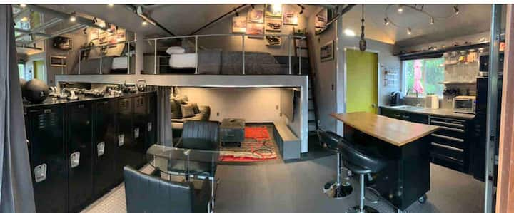 Industrial Studio Loft