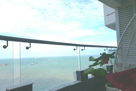 Amazing seaview apartment - tp. Vũng Tàu