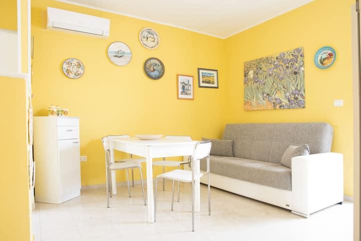 Appartamento Mare Verde - Torre San Giovanni