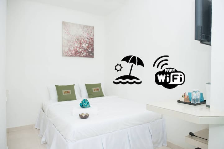 Ibai Beach Guesthouse-DOUBLE DELUXE A2