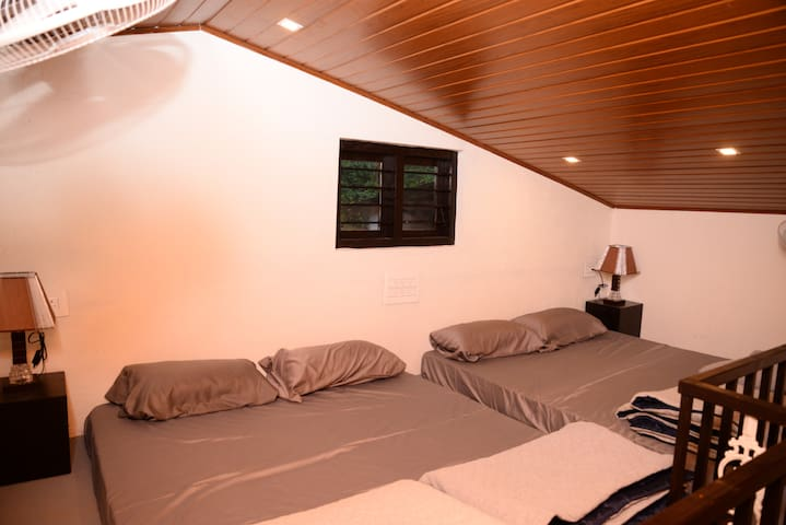 Attic Wood / Kappe Chippu