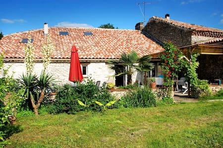 Studio Gîte Bérot, Occitanie, Sud Ouest France - Brassac - Luontohotelli