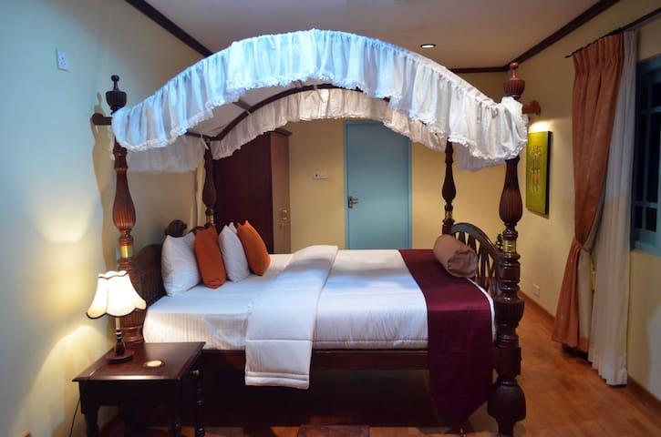 HillCrest Villa Nuwara Eliya - Super Deluxe room