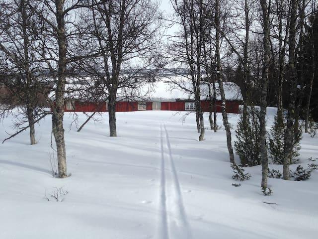 Litjstugguvollen- koselig hytte! Enkel standard:)
