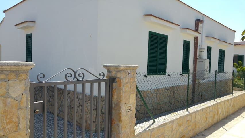 Vieste Gargano affitto Villetta n°6 - Palude Mezzane