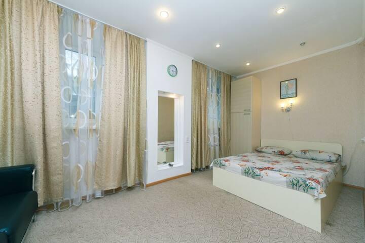 Двухместная комната в Хостеле 4da