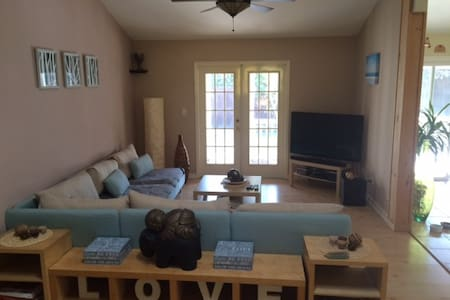 Beautiful, spacious bedroom with private bath - Pleasanton - Σπίτι