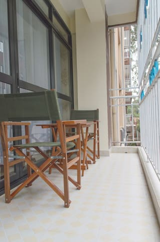 2 Bedroom and Fully Furnished  Apartment Kilimani